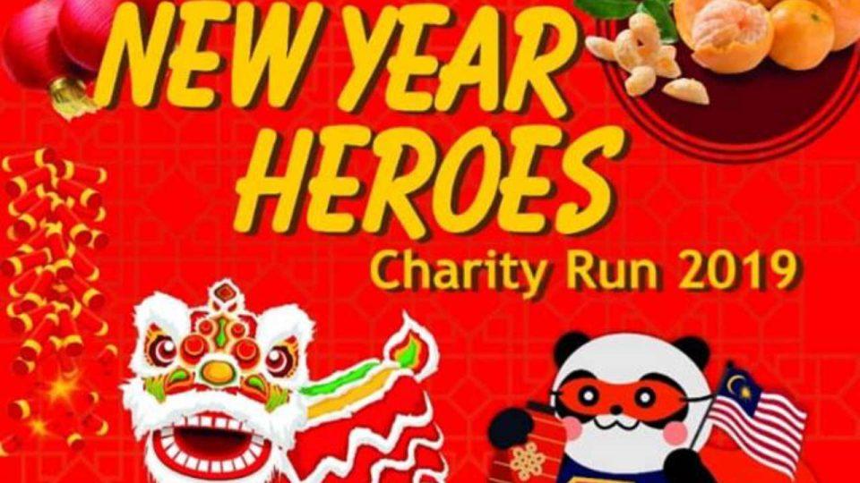 New Year Heroes Charity Run 2019