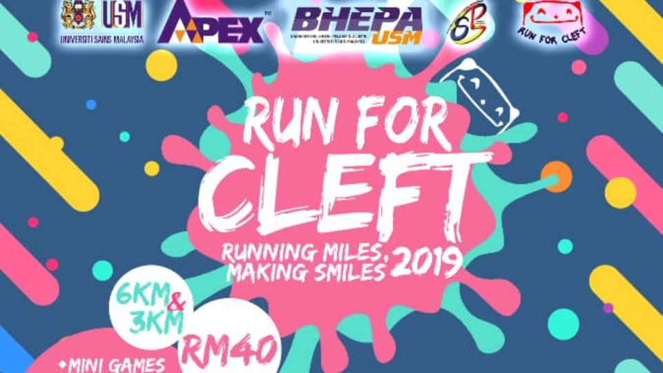Run For Cleft 2019