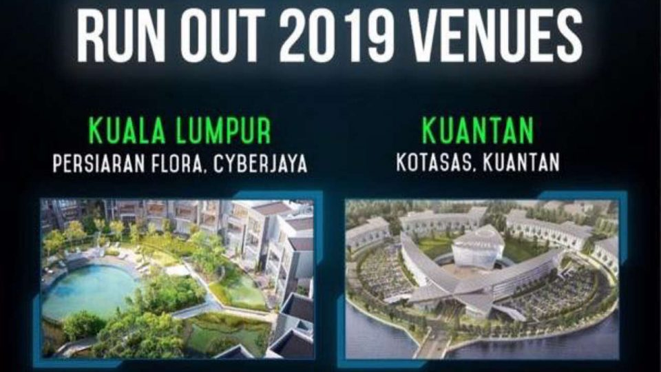 Run Out Marathon 2019 – Kuantan