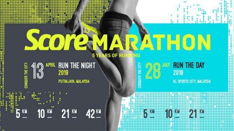 SCORE Marathon 2019 – Run The Night