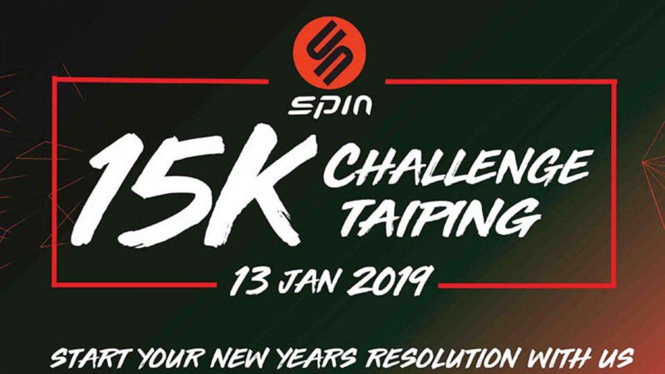 SPIN 15K Challenge 2019