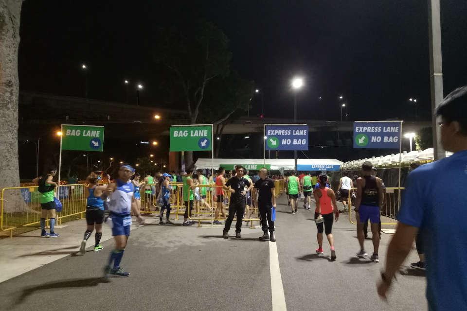 Standard Chartered Singapore Marathon (Marathon) Experience