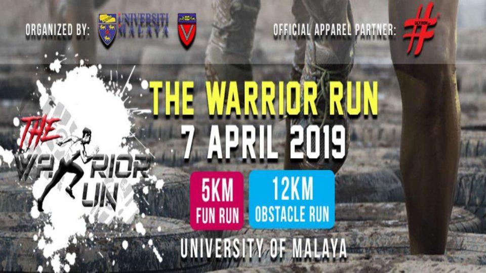 The Warrior Run 2.0