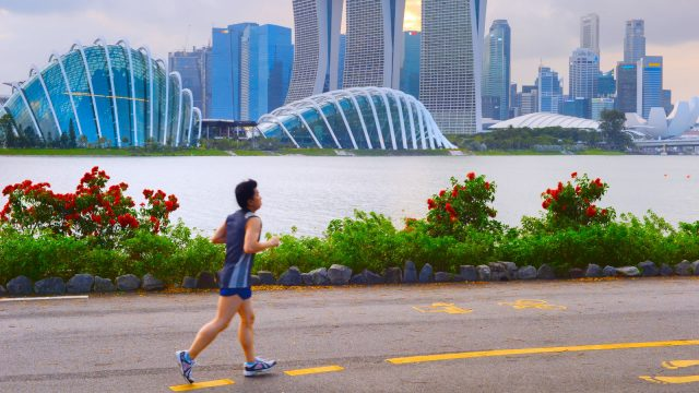 Running Places in Singapore: 5 Unusual Locations For You To Plan Your Next Running Adventure