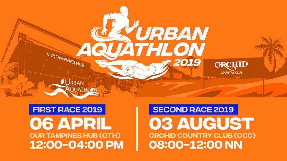 Urban Aquathlon 2019