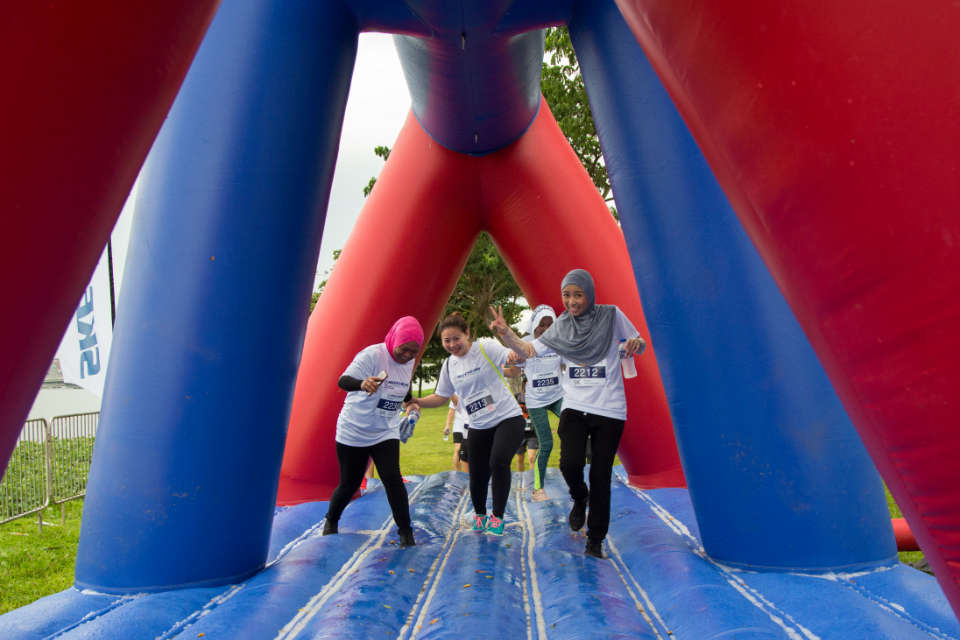 What You've Missed At The Inaugural SKECHERS Friendship Walk 2018