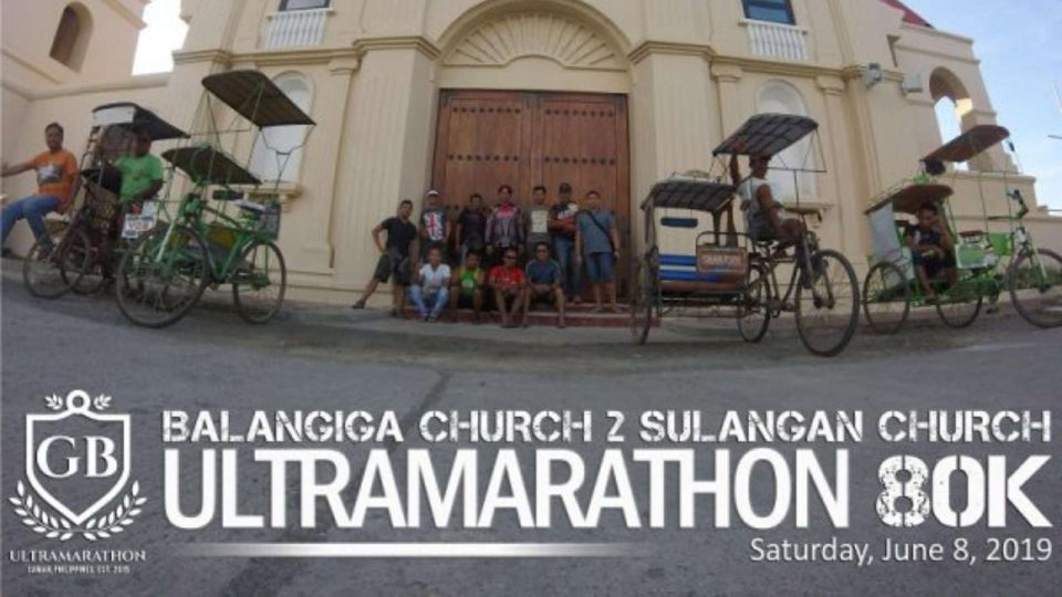 Balangiga Church to Sulangan Church 80K