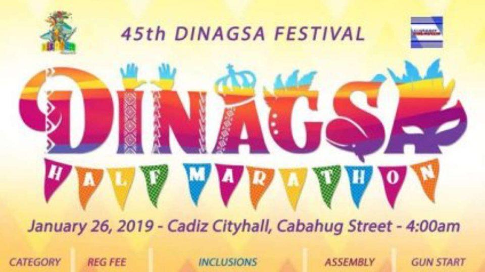 Dinagsa Half Marathon 2019