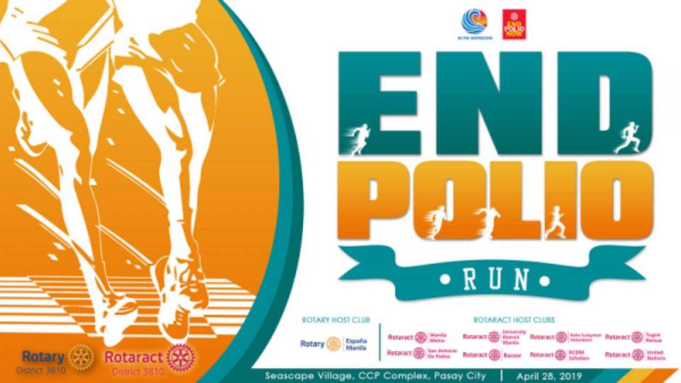End Polio Run 2019