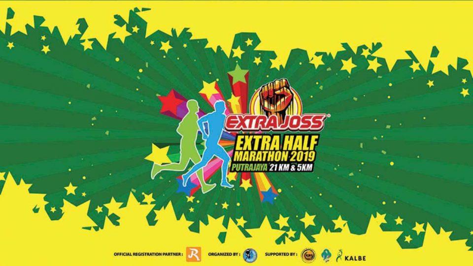 Extra Joss Extra Half Marathon