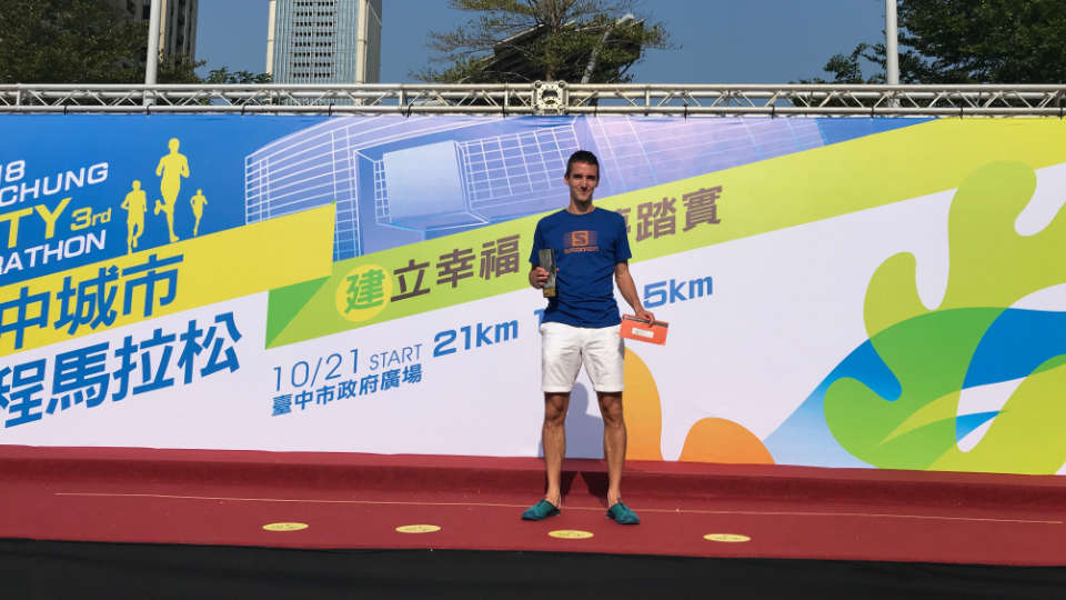 2XU Champ Fabian Downs' Advice Could Help You Up Your Run in 2019