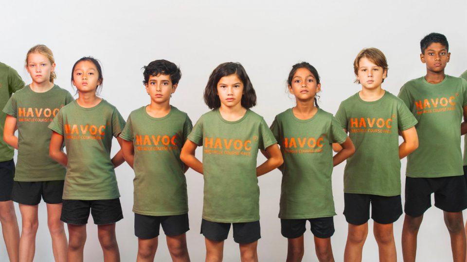 HAVOC Kids Race 2019