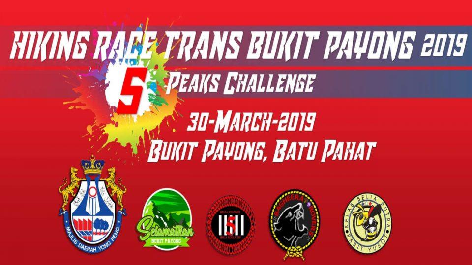 Hiking Race Trans Bukit Payung 2019