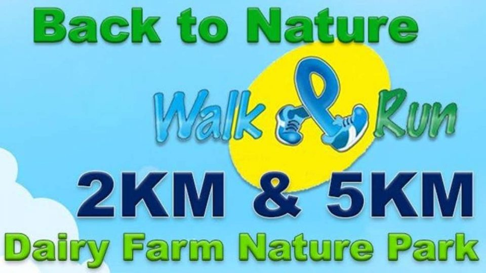 INLA 'Back to Nature' Walk & Run 2019