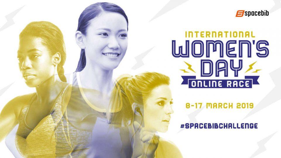 International Women's Day Online Race 2019
