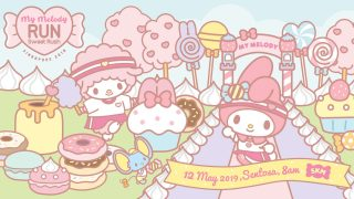 Introducing The World's FIRST EVER My Melody Run Singapore 2019!