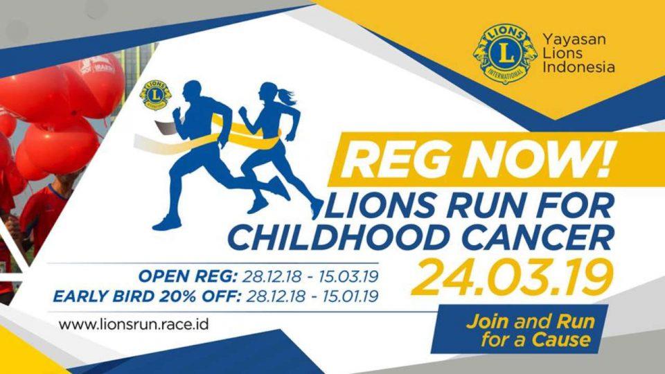 Lions Run 2019
