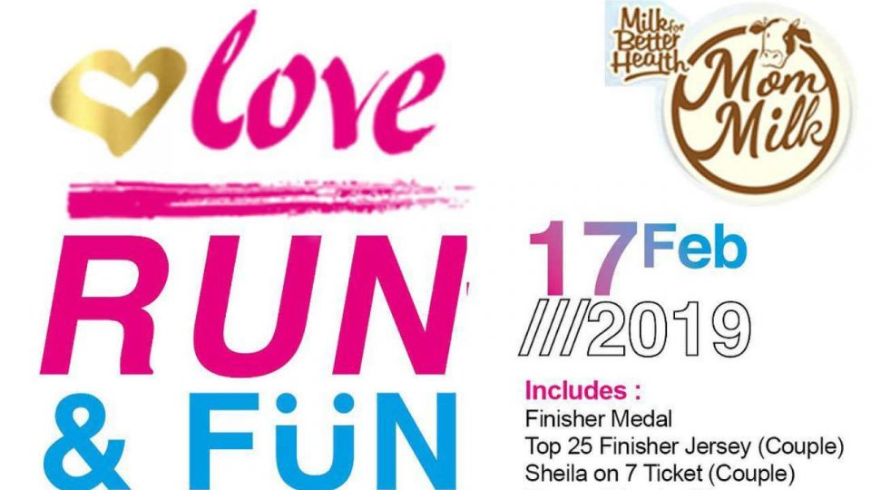 Love Fun Run 7K