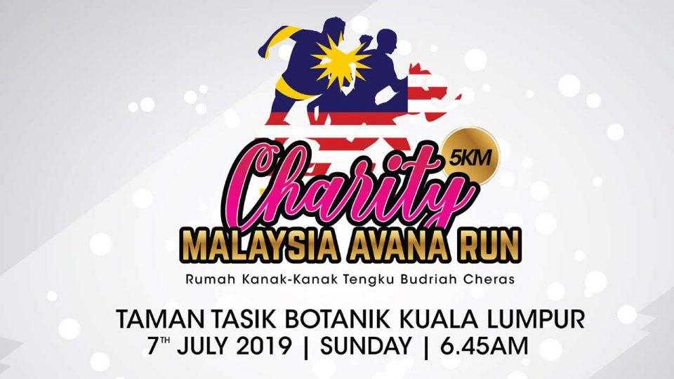 Malaysia Avana Charity Run 2019