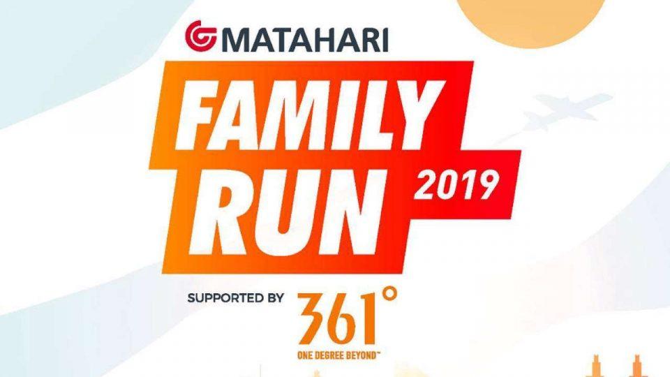 Matahari Family Run 2019
