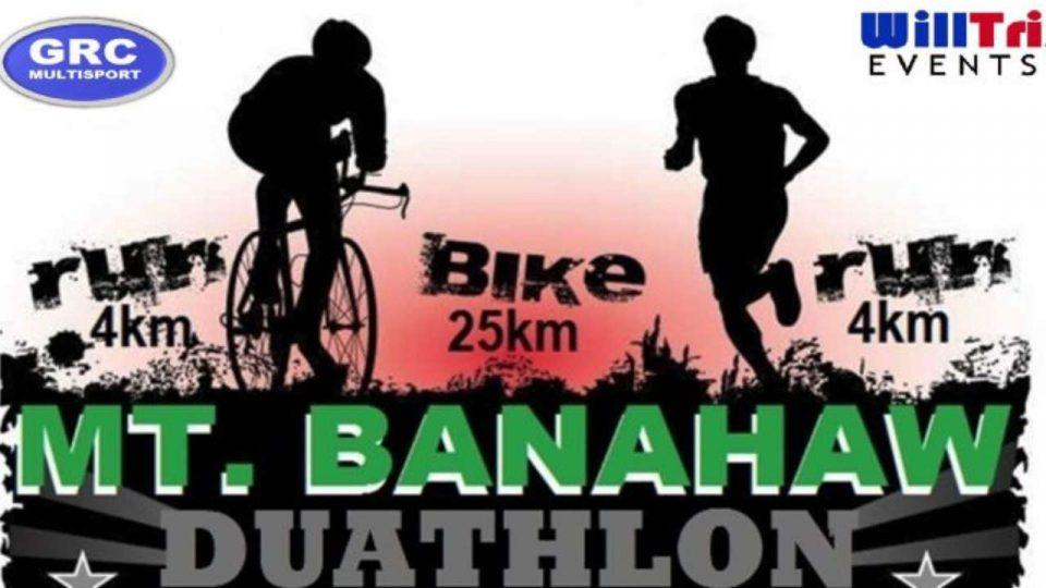 Mt. Banahaw de Lucban Duathlon 2019