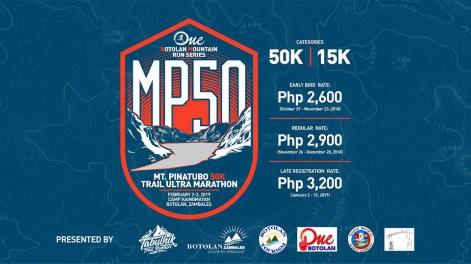 Mt. Pinatubo 50K Trail Ultramarathon 2019