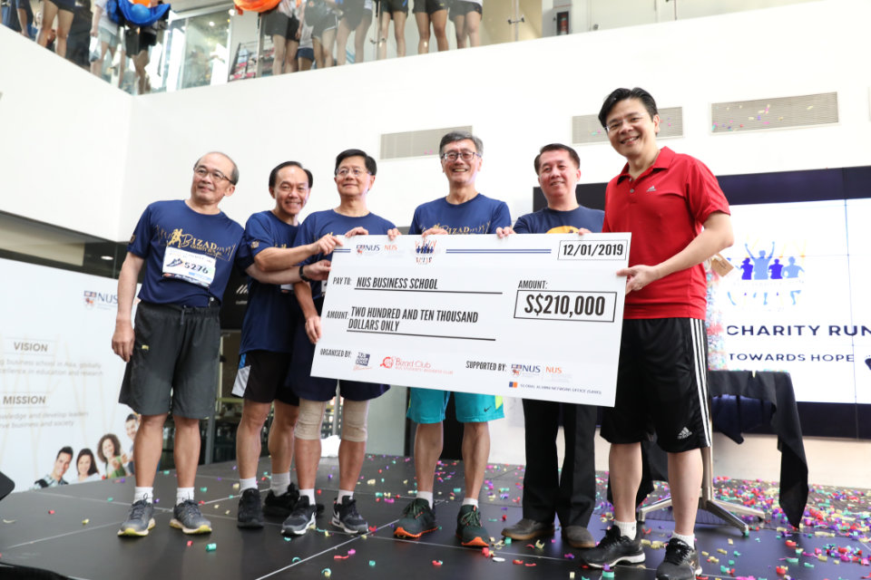 NUS Bizad Charity Run 2019 Race Review: My First Charity Run