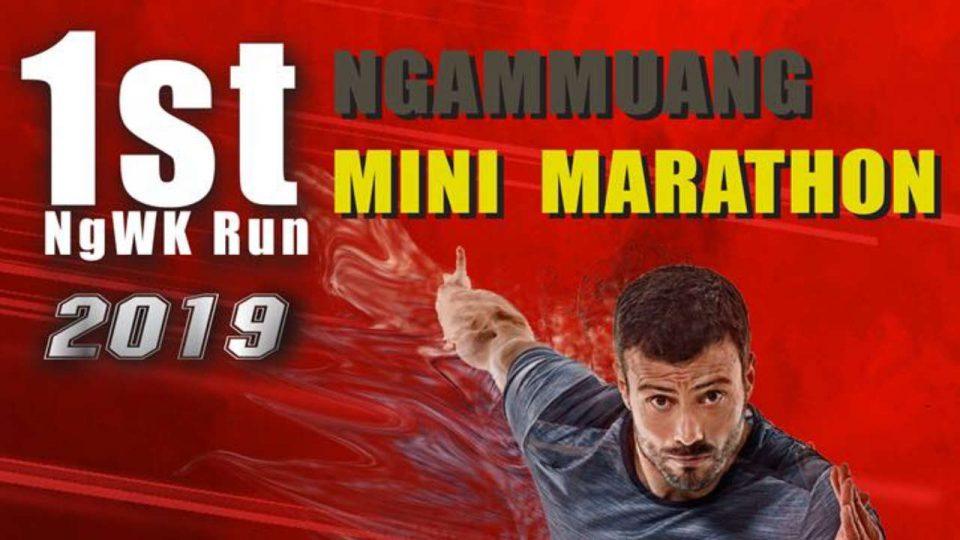 Ngum Muang Mini Marathon 2019