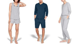 Post Marathon Recovery With Under Armour's Latest Recovery Sleepwear Line