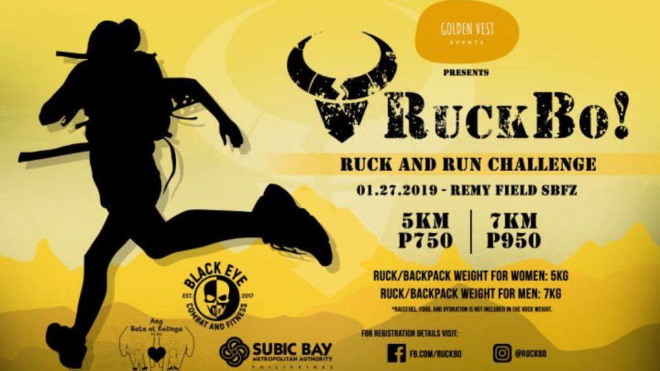 RuckBo! Ruck and Run Challenge 2019