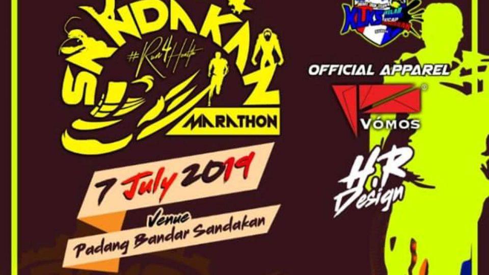 Sandakan Marathon 2019