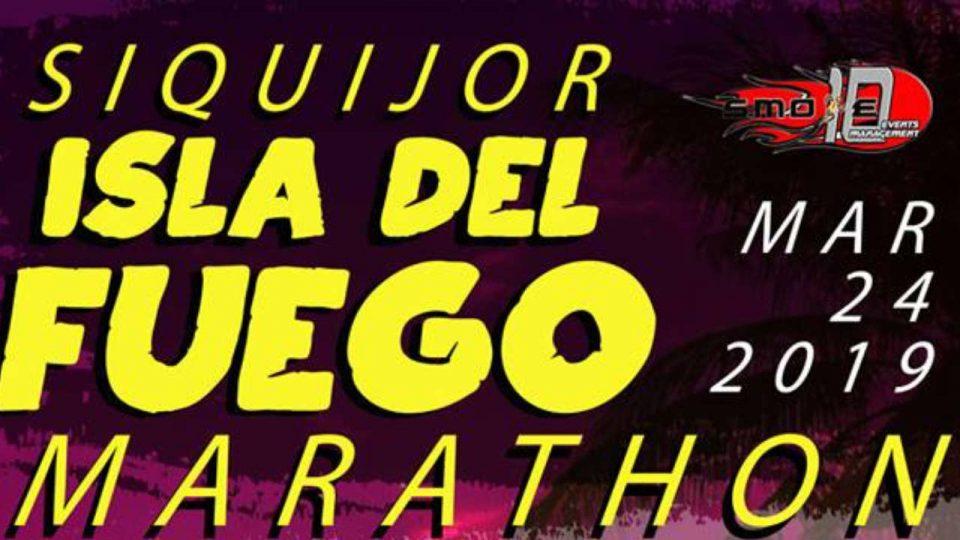 Siquijor Isla Del Fuego Marathon 2019