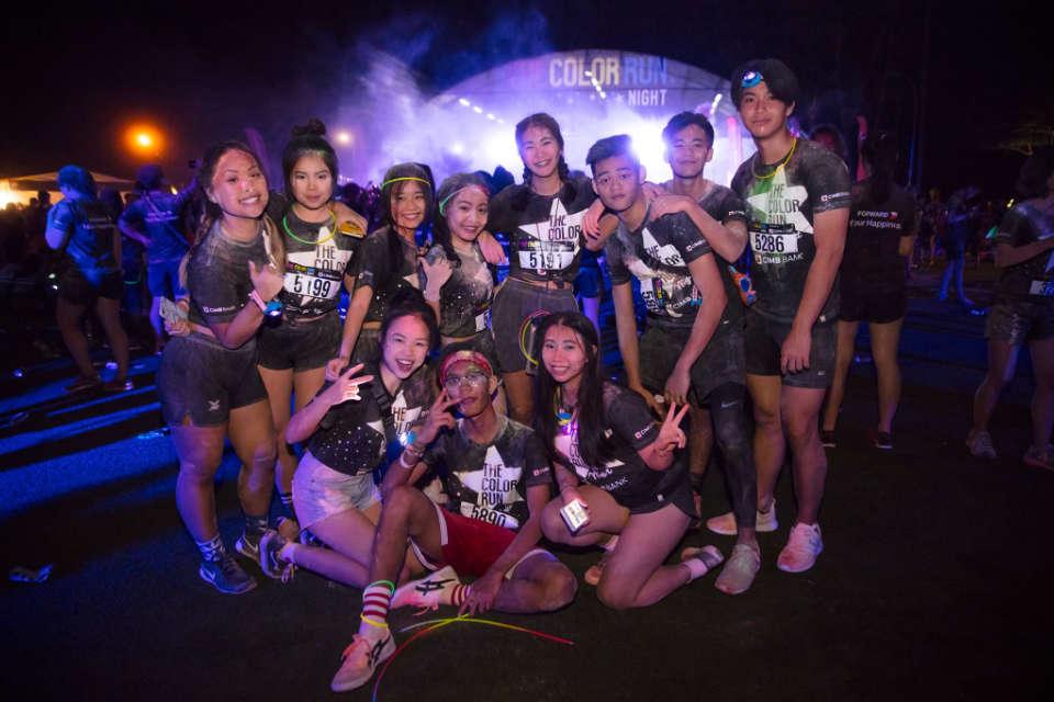 Top Night Runs in Singapore in 2019