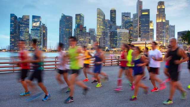 Top Night Runs in Singapore in 2019