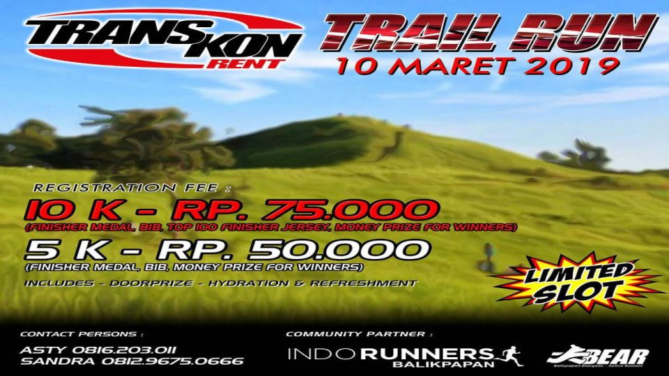 Transkon Trail Run 2019