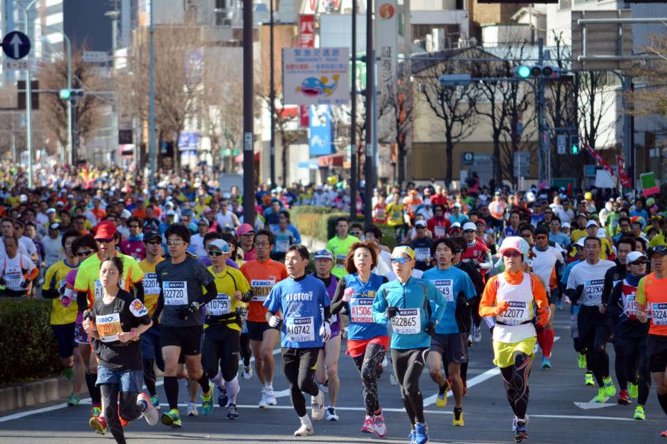 World Marathon Majors Qualifying Marathons in Asia