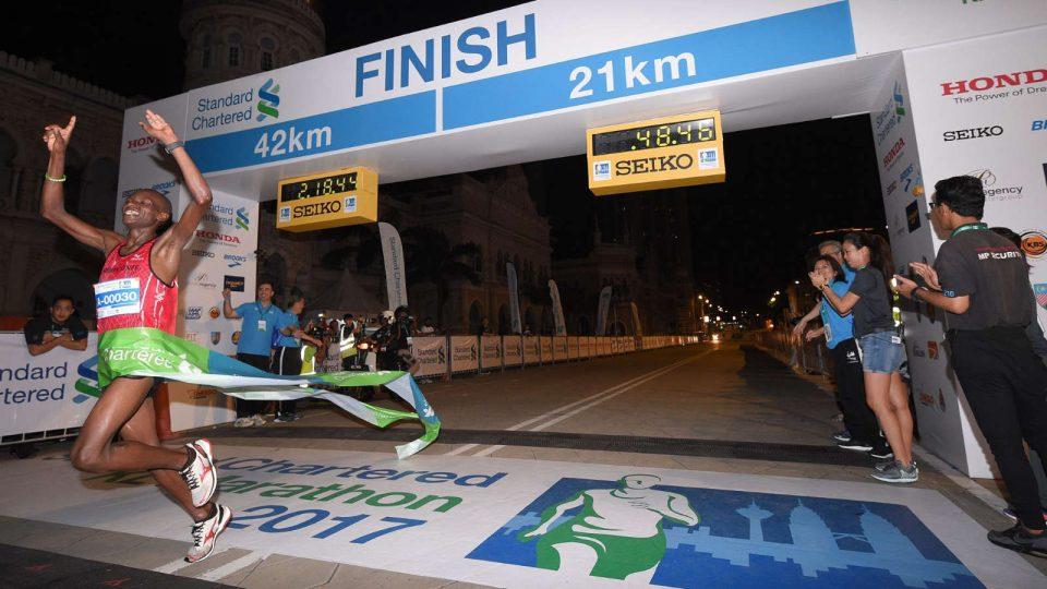 Ballot Registrations For Standard Chartered KL Marathon 2019