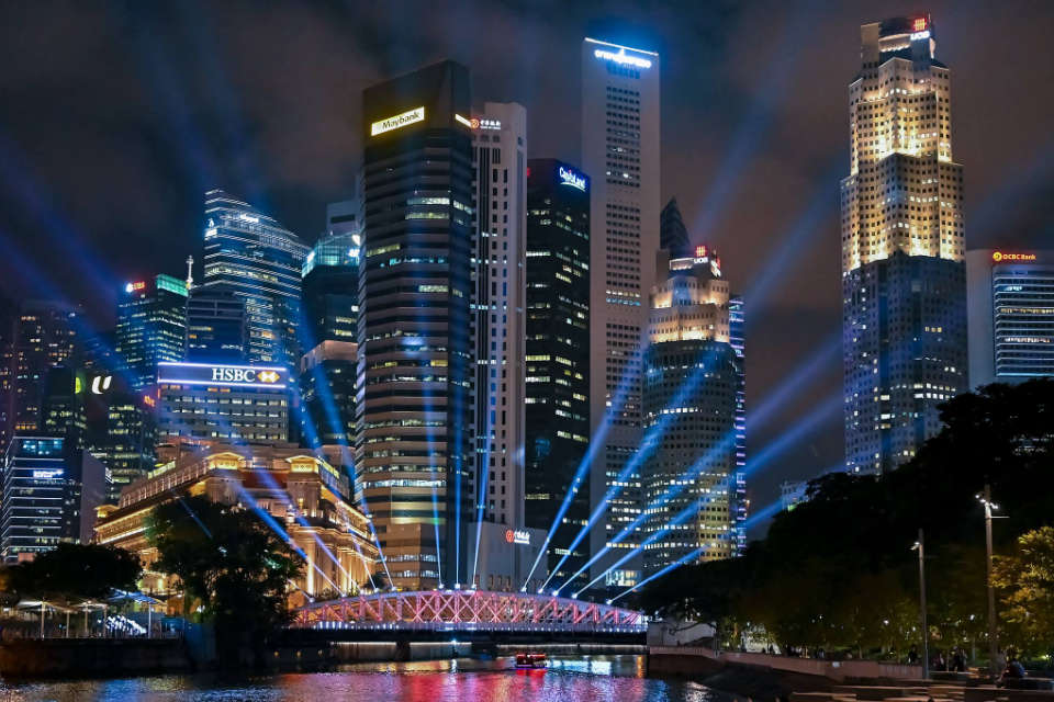 Best Time To Run at These Beautiful Singapore Bridges