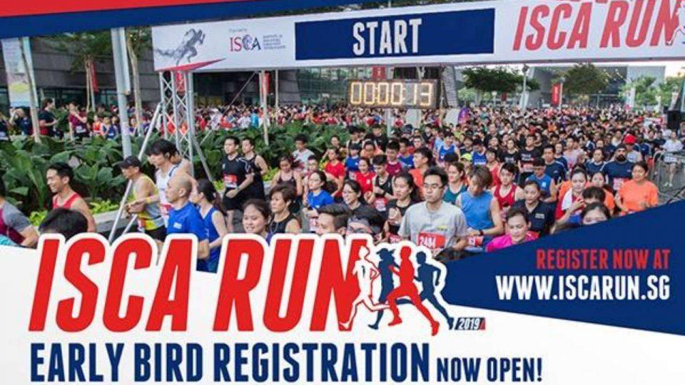 ISCA Run 2019
