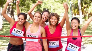 Why Run For Women on International Women's Day?
