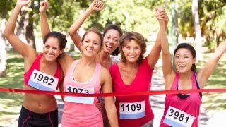 Why Run For Women on International Women's Day?