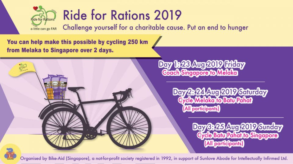Ride For Rations 2019