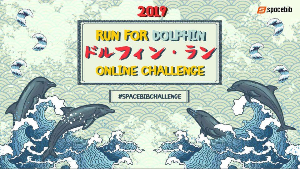 Run for Dolphin Online Challenge 2019