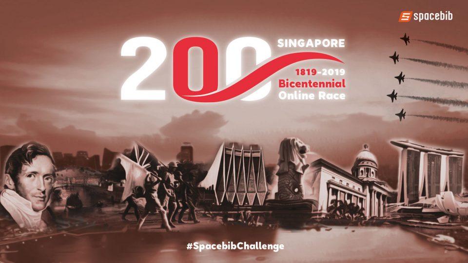 Singapore Bicentennial Online Race 2019