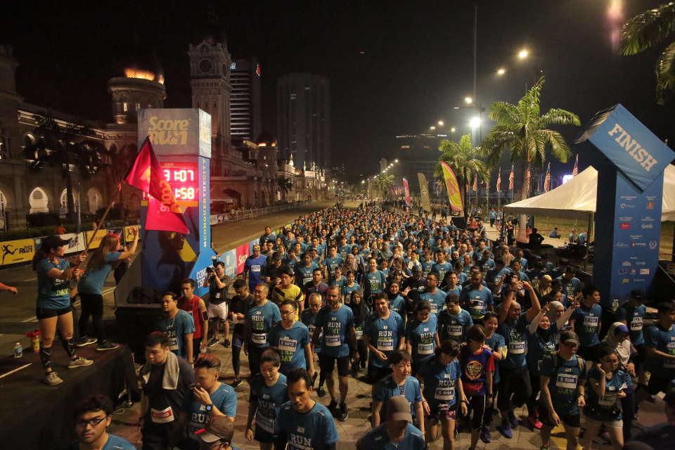 Top Night Runs In Malaysia in 2019