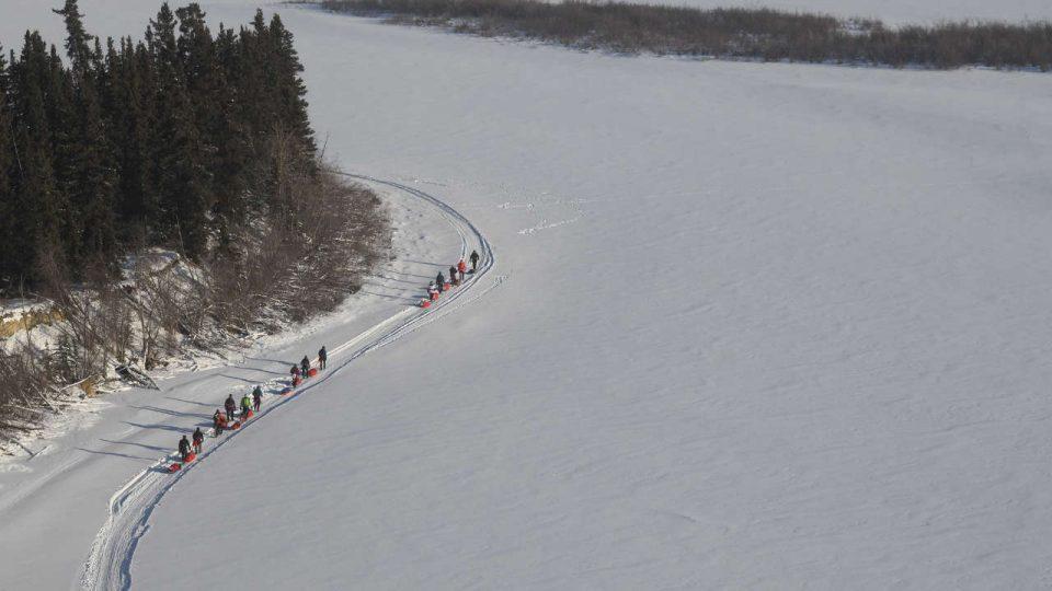 Yukon Arctic Ultra 2019