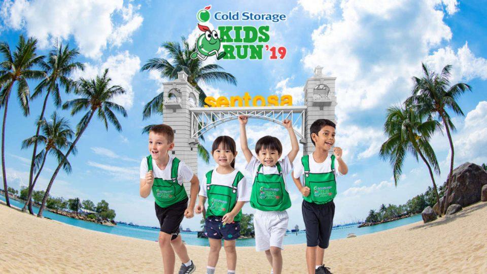 Cold Storage Kids Run 2019