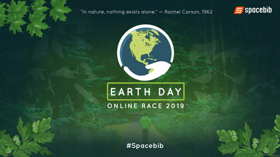 Earth Day Online Race 2019