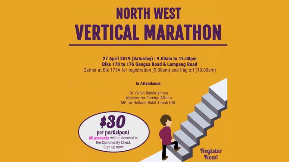 North West Vertical Marathon 2019