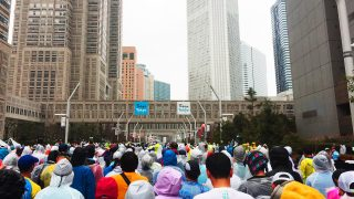 Lifelong Memorable First Marathon Experience : Tokyo Marathon 2019
